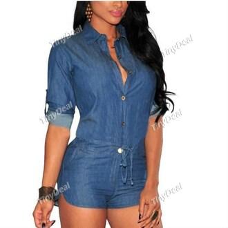 jumpsuit jeans summer jeans top jeans fashion jeans hot