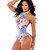 The Hawaiian Halter Swimsuit