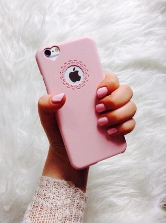 phone cover iphone cover iphone case girly pastel pink