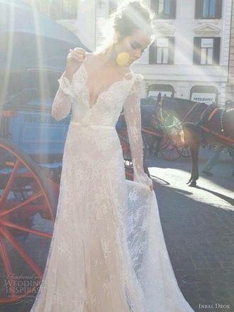 dress wedding dress white wedding dress beautiful gown white dress wedding gown