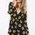 Petals Playsuit - Sunflower Print | Clothes | Peppermayo