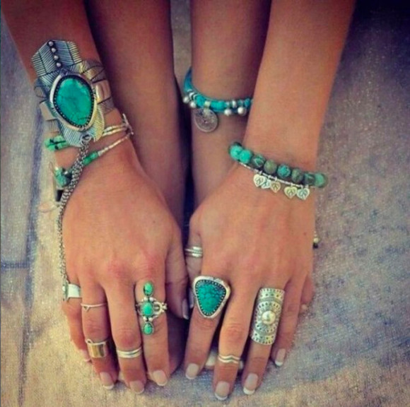 jewels bracelets turquoise sterling silver rings and tings turquoise jewelry silver rings silver jewelry blogger help me please! ring chain waves