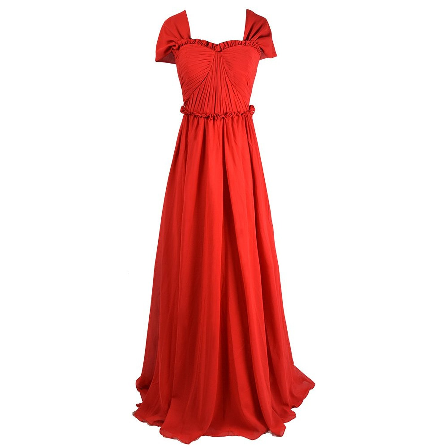 f0cd84b9b47d Mcneal Cap Sleeve Two Pieces Prom Dresses Long Party Dress: Amazon Fashion