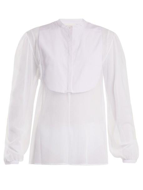 ISA ARFEN shirt white top