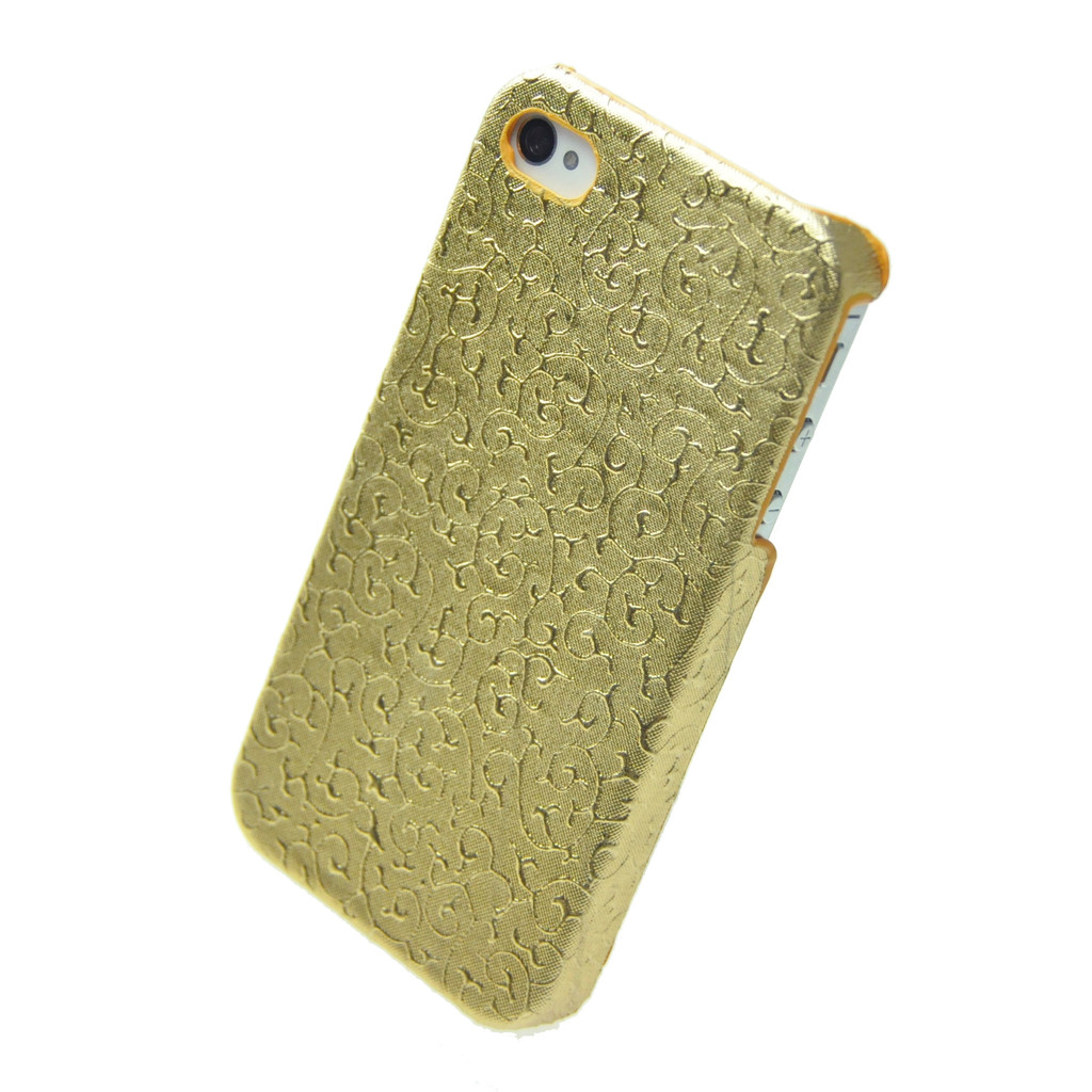 Baroque gold iphone 4/4s case – holypink