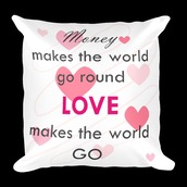 home accessory,oshaspiration,throw pillows,home decor,home furniture,quote on it pillow