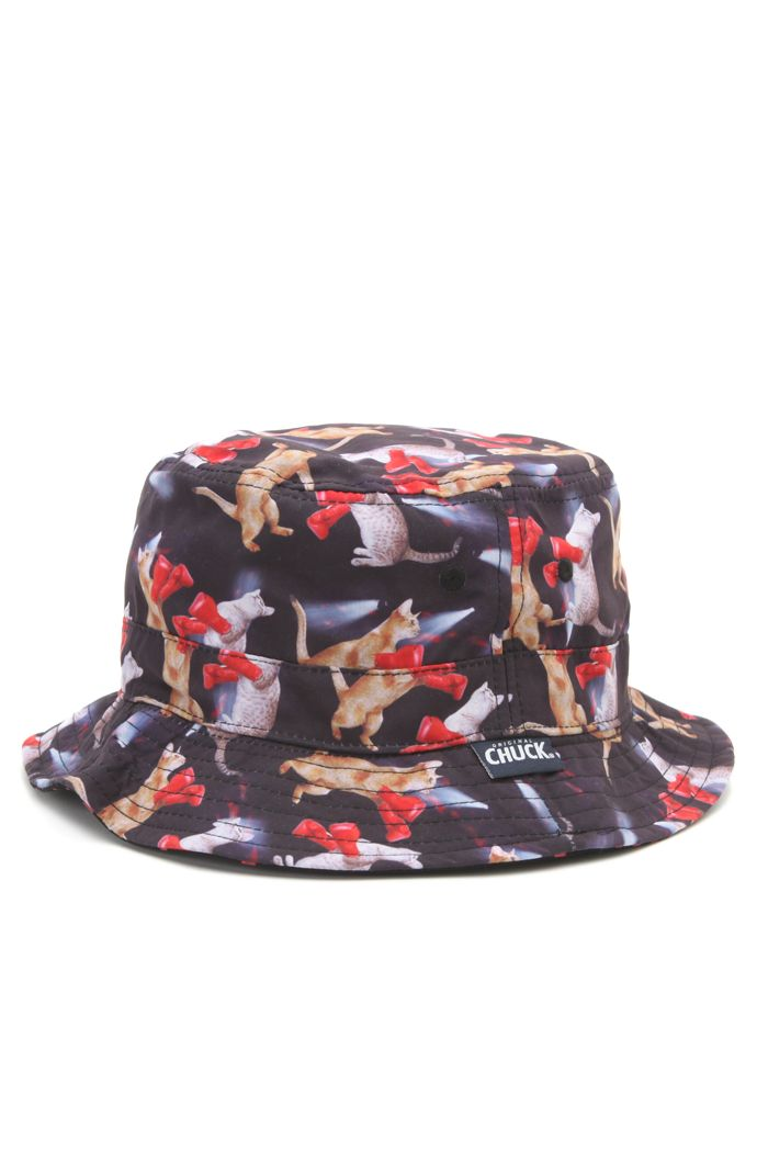 Original Chuck Cat Fight Bucket Hat at PacSun.com