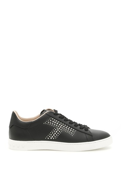 Tods studded sneakers sneakers. shoes
