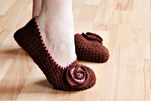 knitwear slippers socks