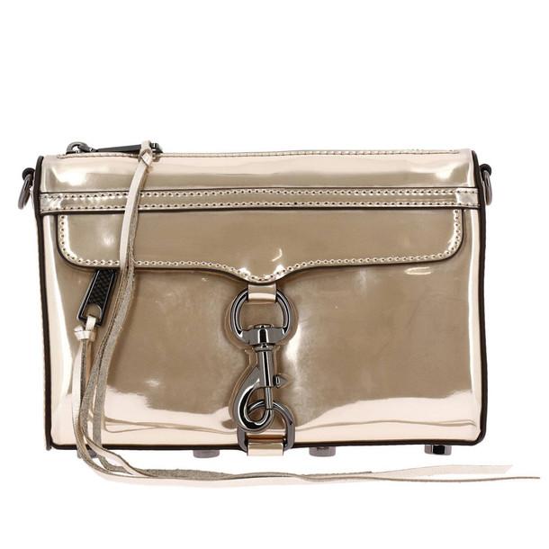 Mini Bag Shoulder Bag Women Rebecca Minkoff in gold
