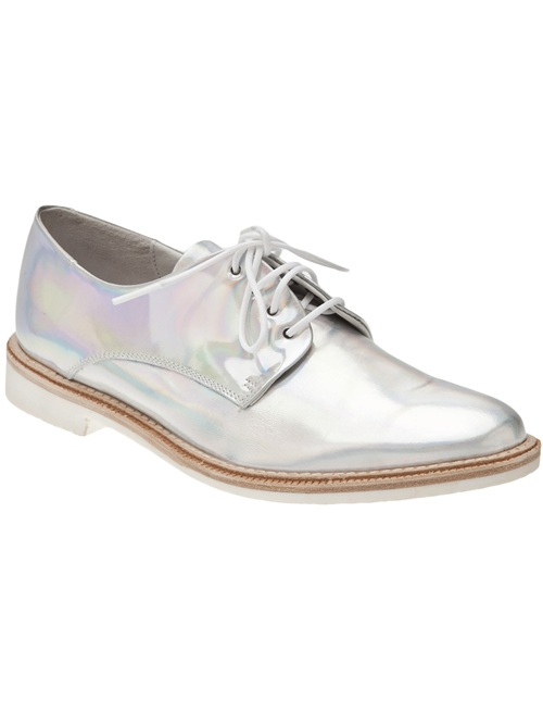 Miista zoe oxford iridescent