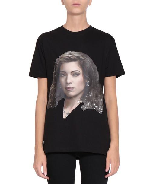 ih nom uh nit t-shirt shirt t-shirt oversized cotton top