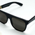 Super Flat Top Black 036 Sunglasses