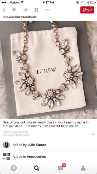 jewels j crew statement necklace statement necklace