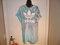 Unisex customised adidas acid wash tie dye t shirt sz large