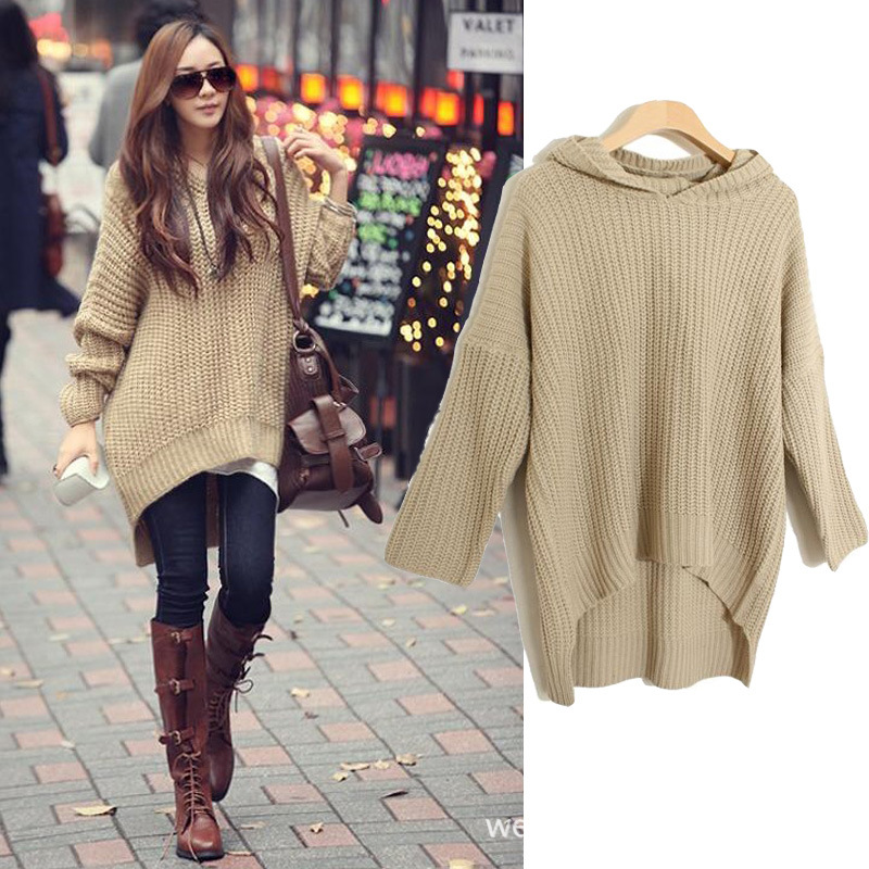 Fashion Lady Long Sleeve Cardigans - Khaki  on Luulla