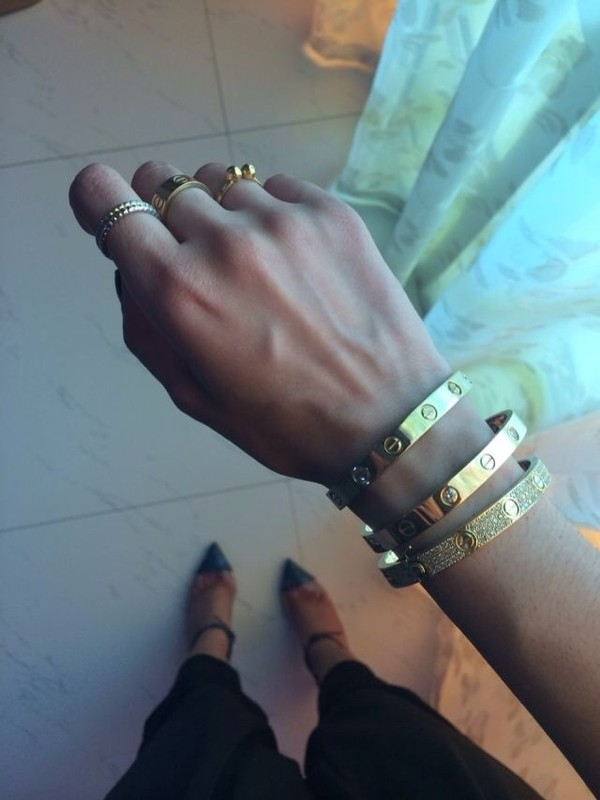 jewels celine bracelets kylie jenner ring gold jewelry kylie jenner jewelry stacked bracelets gold ring gold bracelet gold jewelry ring