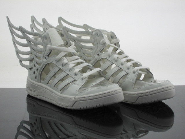 Adidas Men ObyO JS Wings 2.0 Cutout - Jeremy Scott (white) M29012