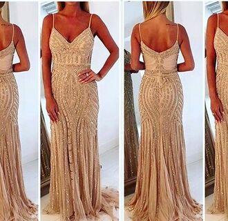 dress prom dress cocktail dress glitter pretty