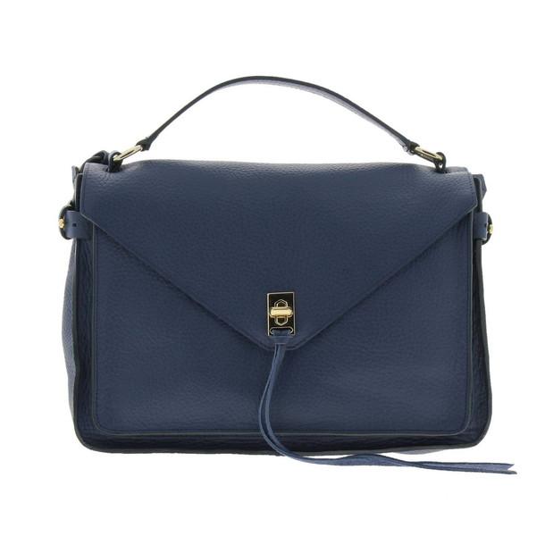 Handbag Shoulder Bag Women Rebecca Minkoff in navy