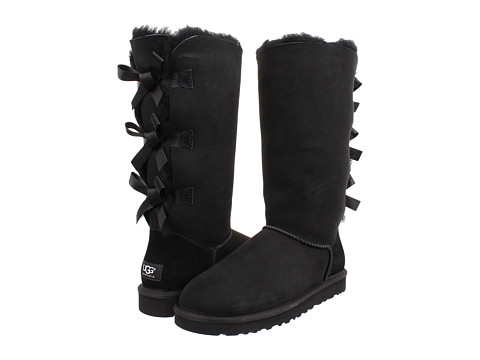 tall uggs with bows