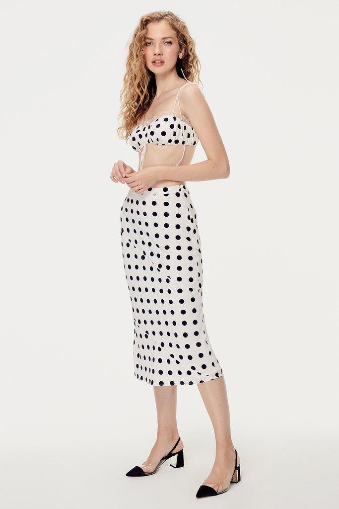 Shortcake Bias Skirt