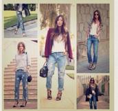 jeans,undefined,boyfriend jeans,ripped jeans,cropped,acid wash,denim