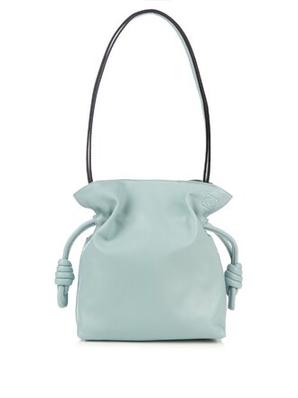 bag leather bag leather light blue light blue