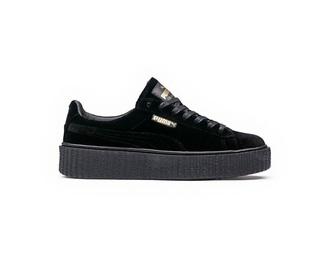 shoes puma all black everything puma x rihanna