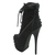 Spiked Stiletto Boots – Solid : Glamorous and Fabulous |