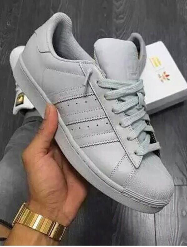 Adidas Superstar Supercolor Grey