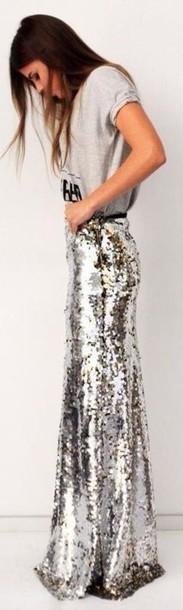 skirt sparkle party