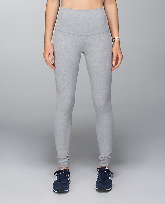 wunder under pant *cotton (roll down) | women's pants | lululemon athletica