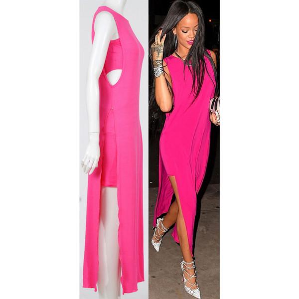 Avril maxi dress