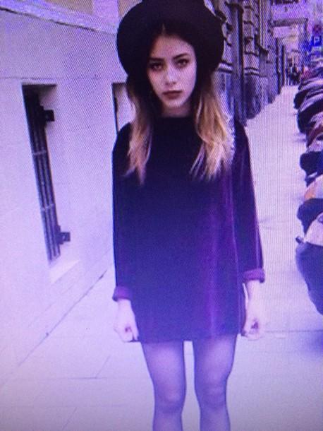 dress grunge indie love amazing velvet grunge dress velvet dress velvet dress