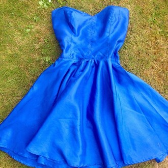 dress style icons closet prom dress blue