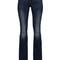 Sandy-b boot cut cotton denim jeans