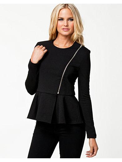 Sofisticated Jacket - Nly Trend - Svart - Jakker - Klær - Kvinne - Nelly.com