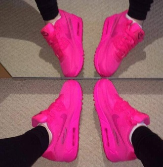 shoes air max free runs trainers sneakers nike black pink