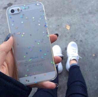 phone cover iphone cover iphone case iphone stars glitter hipster