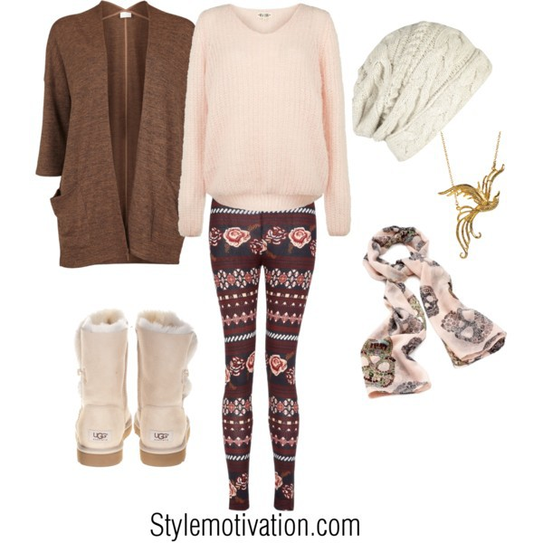leggings jeacket scarf shoes bini jewels boots jacket