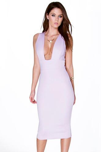 dress bodycon dress bodycon violet violet dress violet bodycon dress midi dress plunge neck dress plunge neck midi dress plunge neck bodycon dress