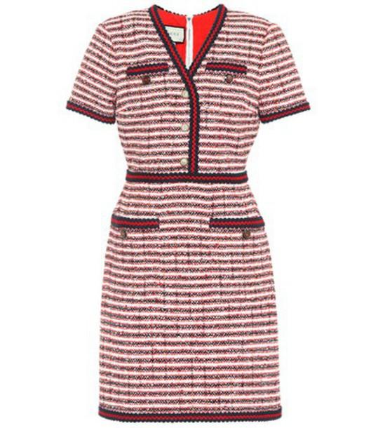 gucci dress embellished