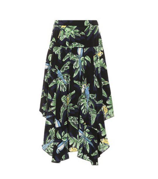 Stella McCartney skirt silk