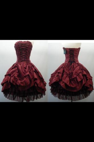 dress victorian dress