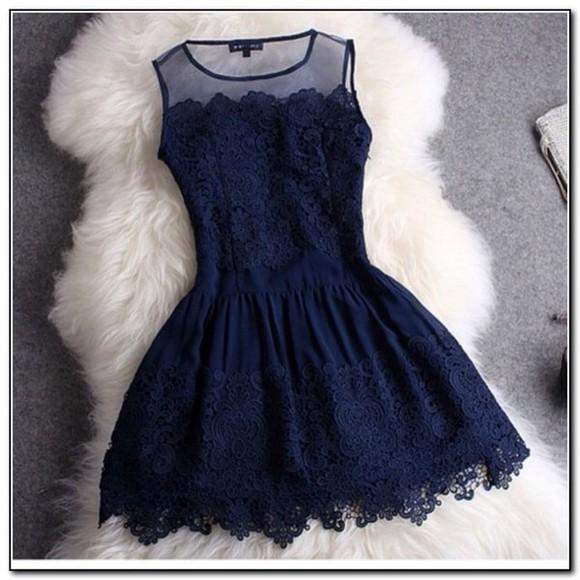 lace navy blue navy blue dress lace dress