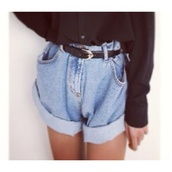 shorts,baggy,High waisted shorts