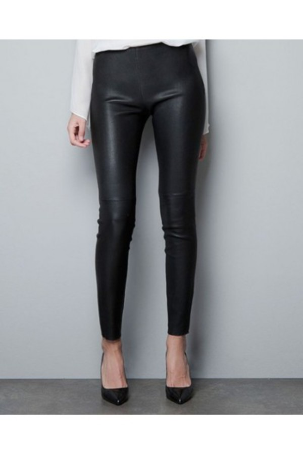 leggings pants leather leather pants leather leggings faux leather leggings faux leather ready for the weekend go out outfit clubwear night outfit dress up