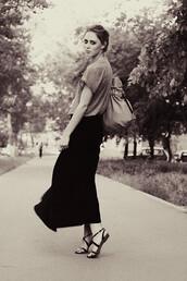 maxi,trapeze,bodycon,black skirt,skirt