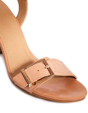 ASOS | ASOS HARLESDEN Heeled Sandals at ASOS